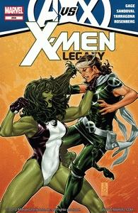 X-Men Legacy #266 Download PDF