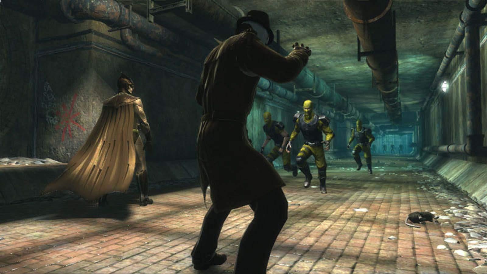 تحميل لعبة Watchmen The End Is Nigh مضغوطة كاملة بروابط مباشرة مجانا
