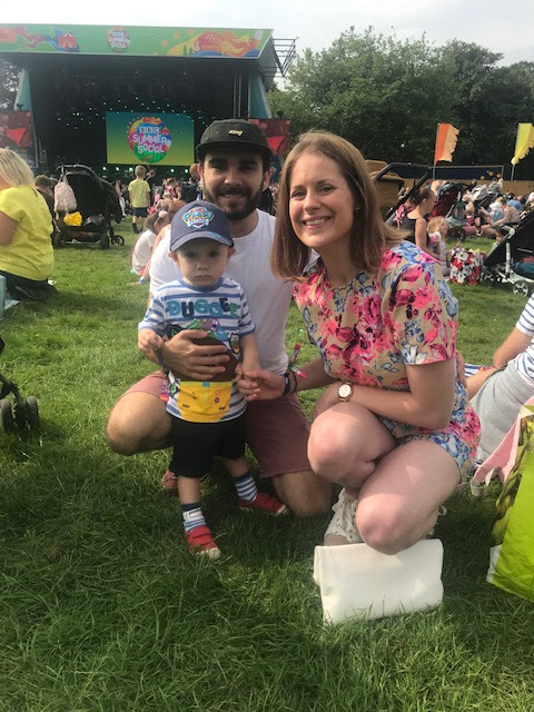 Cbeebies, Summer Social, Croxteth,