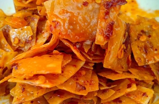 8 Resep dan cara membuat Kerupuk Seblak kering Pedas