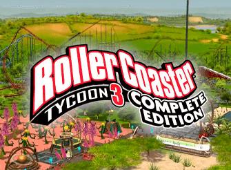 Descargar RollerCoaster Tycoon 3 Complete Edition PC Full Español