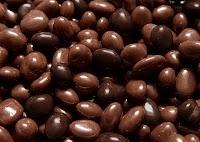 Çikolata kaplı draje şekerler