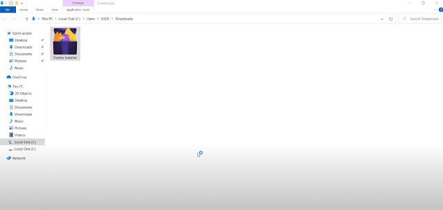 تحميل متصفح فايرفوكس للكمبيوتر اخر اصدار