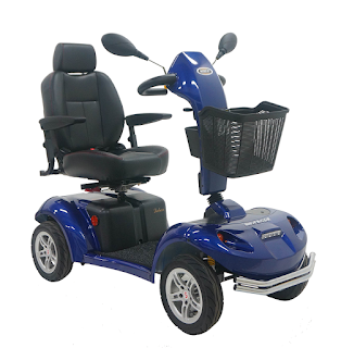 Rocky 8 Mobility Scooter