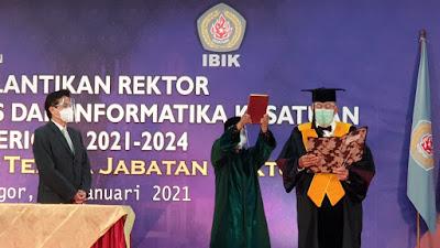 Prof Moermahadi : IBIK Bogor Bertransformasi Untuk Kembangkan Kompetensi Anak Negeri