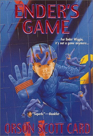 A report on the book enders game by orson scott card