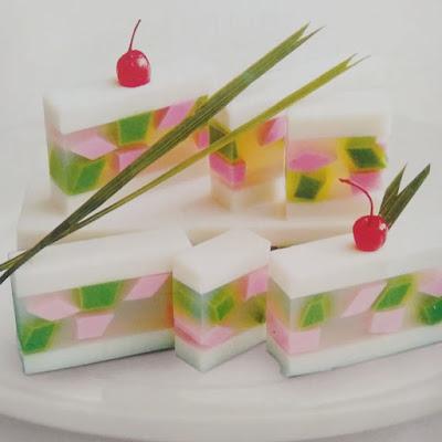 Resep Pudding Kopyor