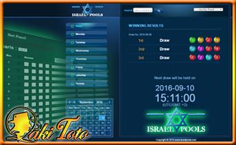 Bocoran Nomor Jitu Togel Israel Jumat 13 Oktober 2017