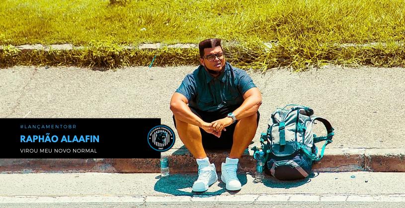 Novo single do Raphão Alaafin fala sobre encontros casuais nesse novo normal | Virou meu novo normal