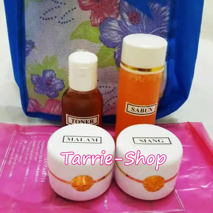 Cream Syahrini Baby Pink HN Small