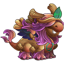 Appearance of Bohemian Dragon when baby