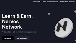 Coin Market Cap Earn | Nervos Network Airdrop CKB — Quiz Answers