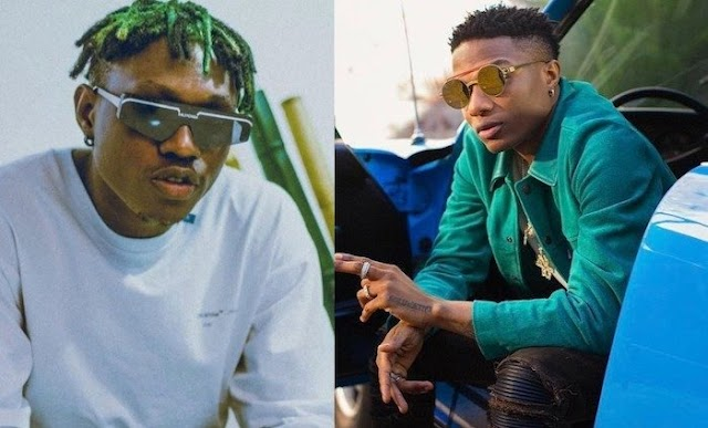"""Zlatan Stylishly Diss Wizkid To Promote His New Song """"Unripe Pawpaw"""" – See What He Said"""