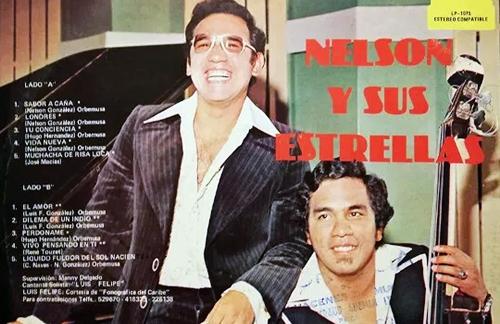 El Forastero | Nelson Y Sus Estrellas Lyrics
