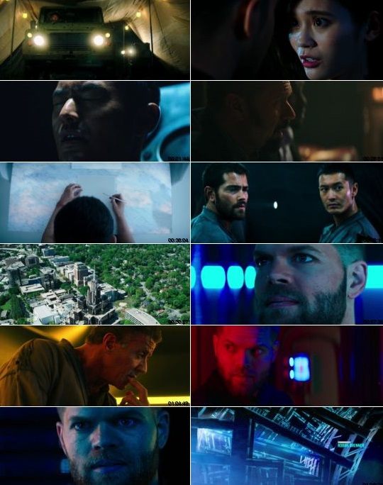 Screen Shoots of Escape Plan 2 Hades 2018 720p BluRay Dual Audio Download