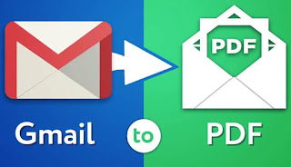 Email in PDF