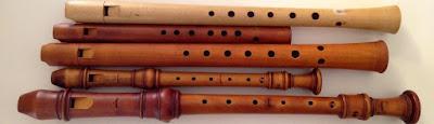 flauta pico