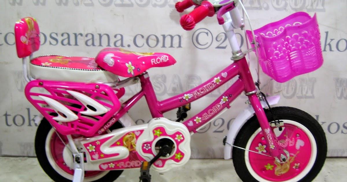 tokosarana™ | Mahasarana Sukses™: Sepeda Anak Flord Mini