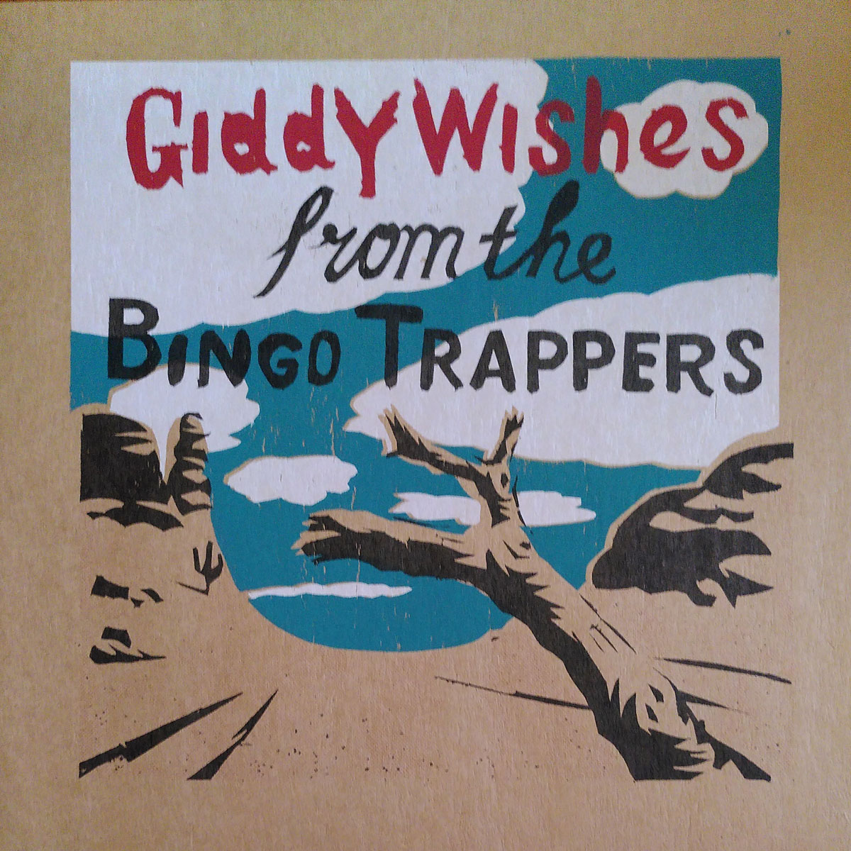 Bingo Trappers - Giddy Wishes (2020)