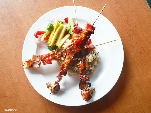 Smokey Chicken Skewers - RM31.90