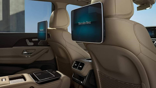 Novo Mercedes-Benz GLS 2020