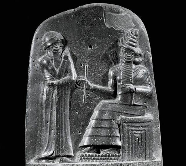 O rei da Babilônia era um governante muito sábio e um político competente