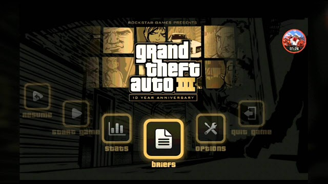 [60MB] GTA 3 Download For Android