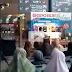 Ekspo Buku Islam, bedah buku bersama Fatimah Syarha