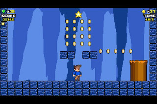 Super Steve World jogo online grátis