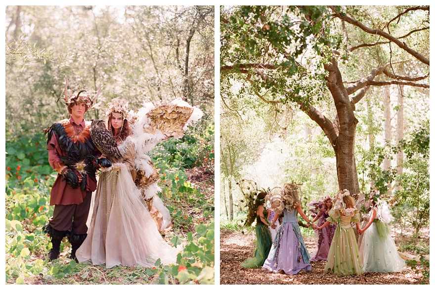 For More Ideas Take A Look At This Incredible Midsummer Night S Dream Themed Wedding Shoot Styled By Tricia Fountaine And Pictured Elizabeth Messina