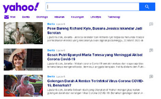 Update Berita Terkini Lewat Yahoo News Bahasa Indonesia
