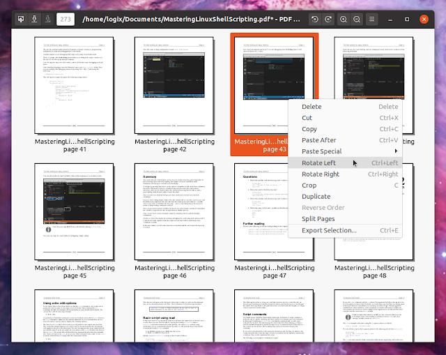 PDF Arranger 1.5.0