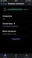 скрин много биткойнов в МММ-2021