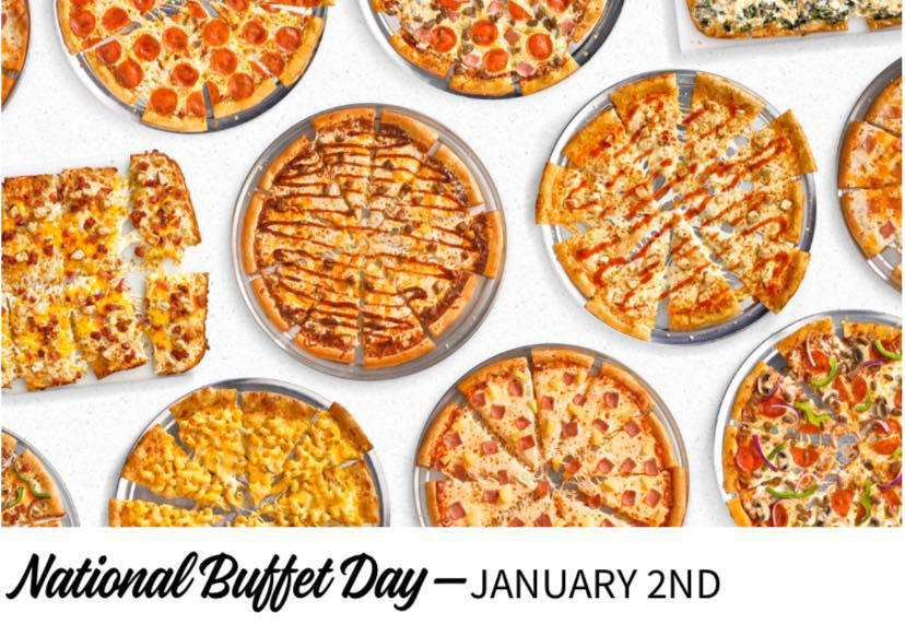 National Buffet Day Wishes Unique Image