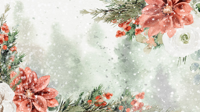Free Christmas Computer Wallpaper