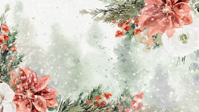 Free Christmas Computer Wallpaper