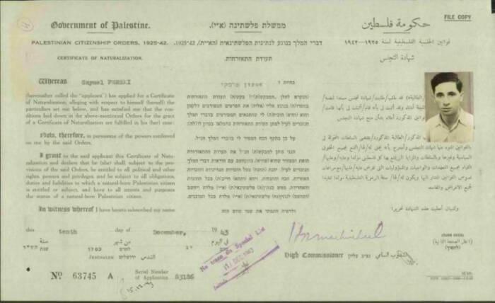 Mantan-PM-Israel-Ternyata-Pernah-Daftar-Jadi-Warga-Palestina-Eh-Sekarang-Malah-Menjajah-Negara-yang-Menampungnya