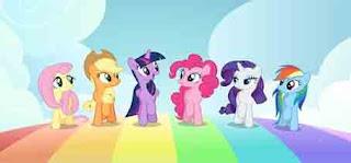 Daftar Karakter My Little Pony