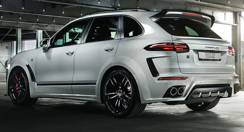 techart s new 720hp porsche cayenne magnum sport is not for the faint hearted. Black Bedroom Furniture Sets. Home Design Ideas