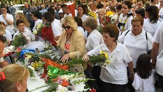 Granada suspende la ofrenda floral a la Virgen de las Angustias