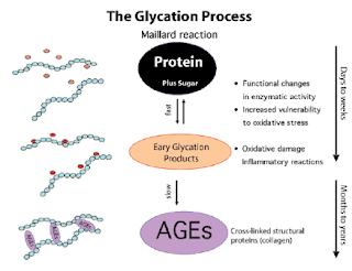 Apa itu AGE protein & Bagaimana Vivix Kurangkan protein AGE