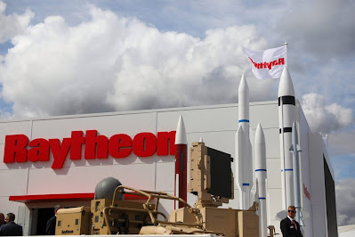 Raytheon acquired Blue Cayon