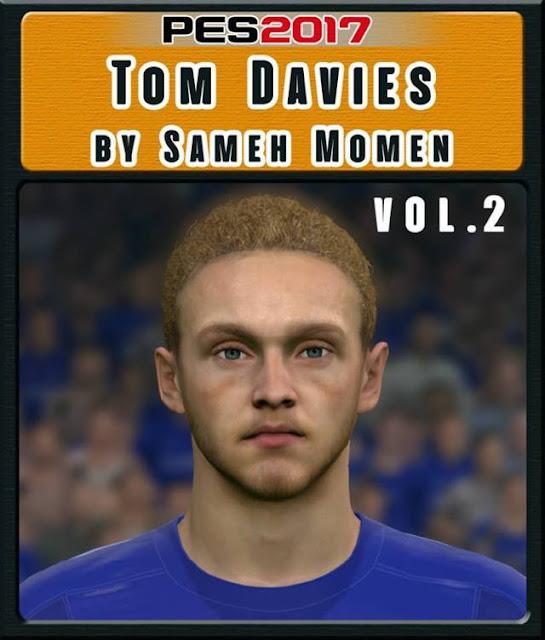 Tom Davies Face PES 2017
