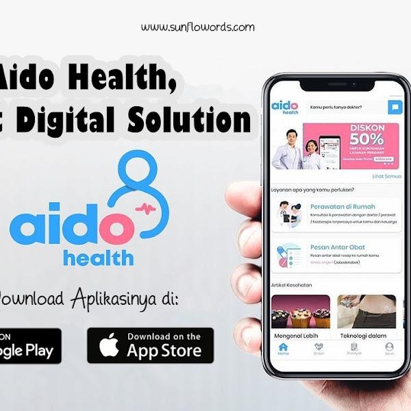 Aido Health, Smart Digital Solution dengan Tiga Layanan Unggulan