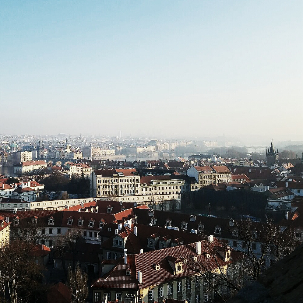 We visited many iconic places such as the Charles Bridge, Old Town Square,  Astronomical Clock Tower, Prague Castle, St Vitus Cathedral, Mala Strana,  ...