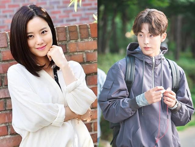 tvN新劇《河伯的新娘》文彩元、南柱赫