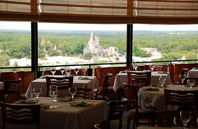 Restaurante California Grill na Disney em Orlando