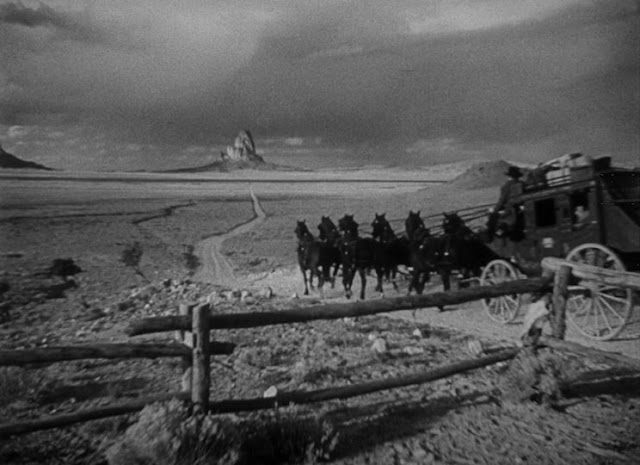 Stagecoach (1939) de John Ford