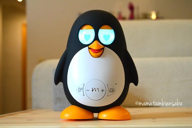 Marbo el pingüino interactivo