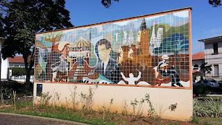 mural - Zequinha de Abreu
